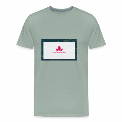 NosaDavFoundation - Men's Premium T-Shirt