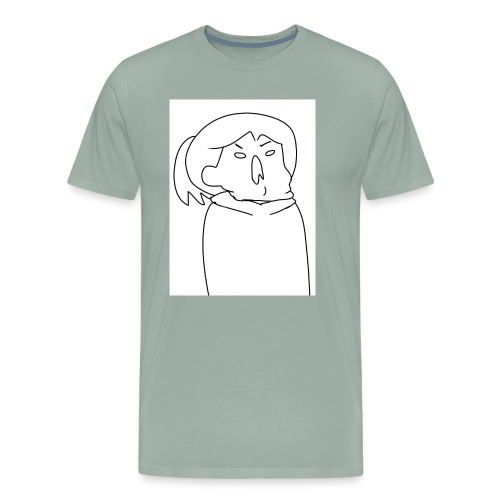 I am...disgusted - Men's Premium T-Shirt