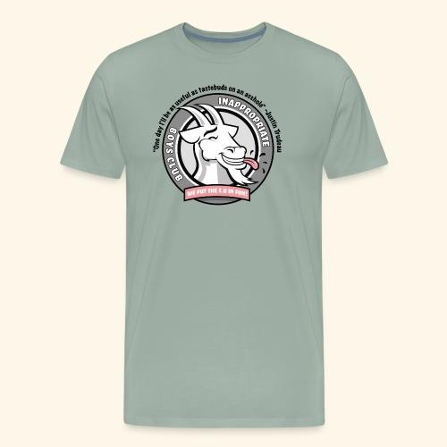 IBC Actual JT Quote - Men's Premium T-Shirt