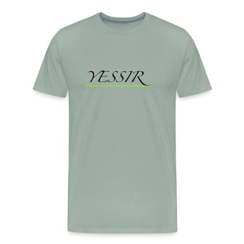 Yessir - Men's Premium T-Shirt