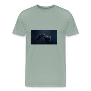 the controller - Men's Premium T-Shirt