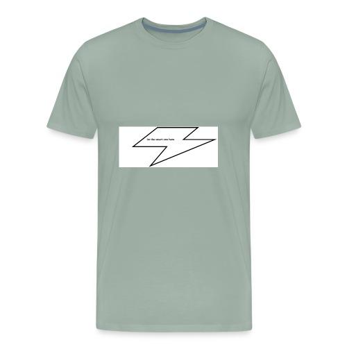 im so smart - Men's Premium T-Shirt