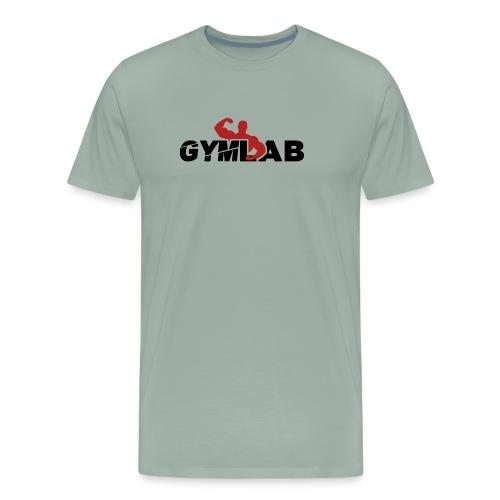GymLab Original - Men's Premium T-Shirt