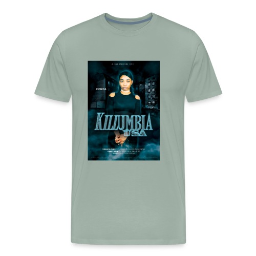 Killumbia, USA Monica - Men's Premium T-Shirt