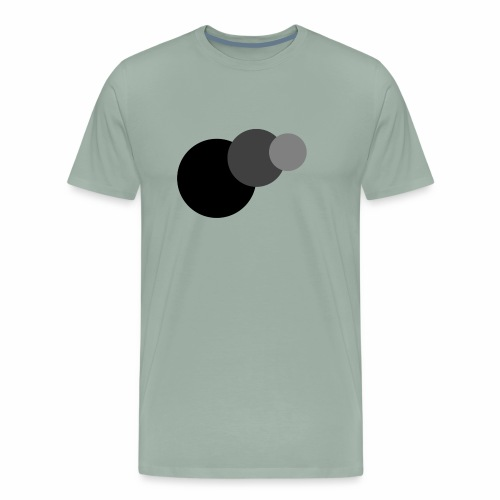 3 circles - Men's Premium T-Shirt
