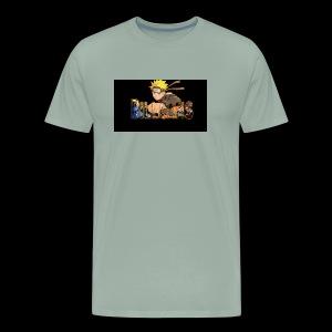 Billcams logo - Men's Premium T-Shirt
