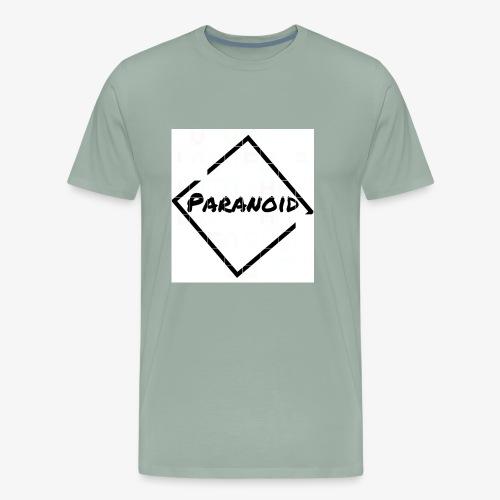 paranoid - Men's Premium T-Shirt