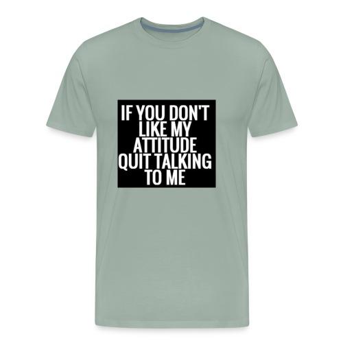 E8F8E571 2CC6 4036 BB56 93C2B783743E - Men's Premium T-Shirt