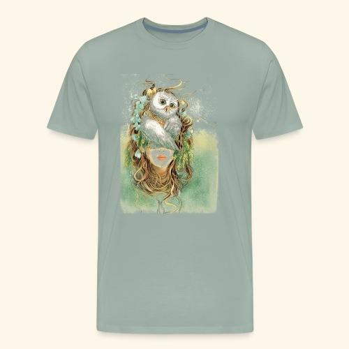La maison Rose Alma 01 - Men's Premium T-Shirt
