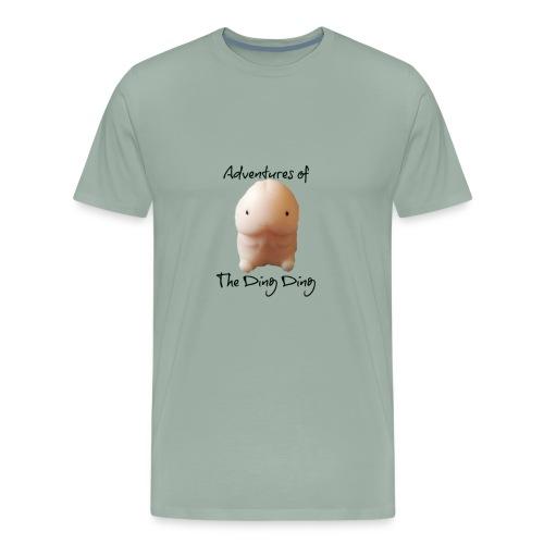 Adventures of The Ding Ding - Men's Premium T-Shirt