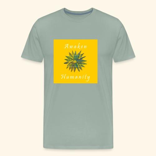 Awaken Humanity Brand - Men's Premium T-Shirt
