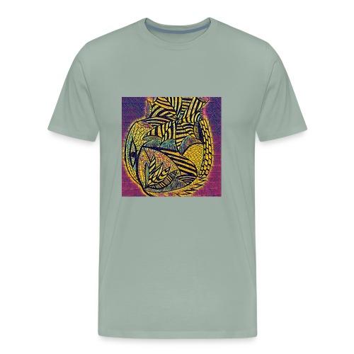 summer on a holiday - Men's Premium T-Shirt