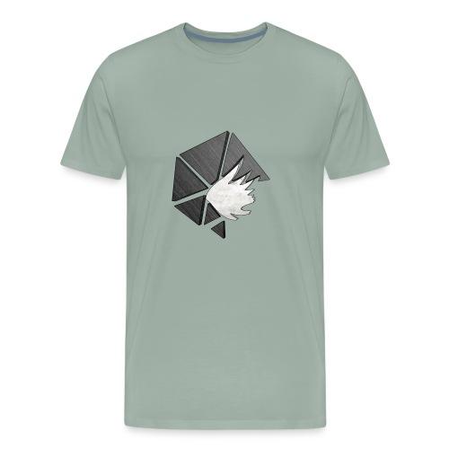 Broken Logo - Men's Premium T-Shirt