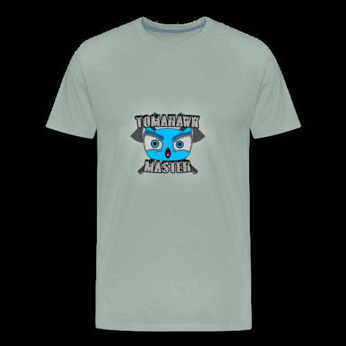 TOMAHAWK MASTER - Men's Premium T-Shirt
