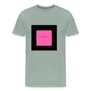 PLAIN JANE - Men's Premium T-Shirt