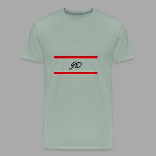 Joshua Daley Signature - Men's Premium T-Shirt