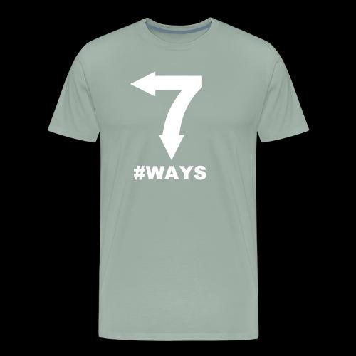 7 ways - Men's Premium T-Shirt