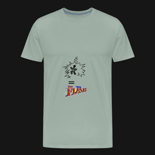 USB FLASH - Men's Premium T-Shirt