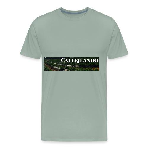 Traveller - Men's Premium T-Shirt