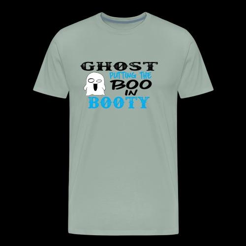 Booty Ghost - Men's Premium T-Shirt