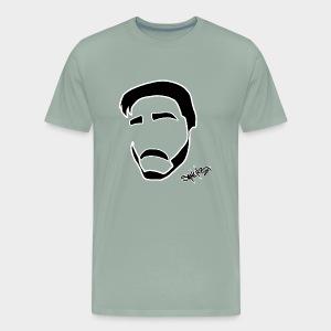 My face - Men's Premium T-Shirt