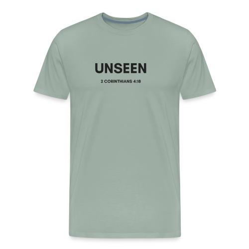 UNSEEN FAITH T-SHIRT - Men's Premium T-Shirt