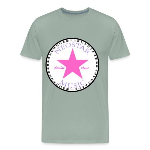 NeoAllstar Pink - Men's Premium T-Shirt