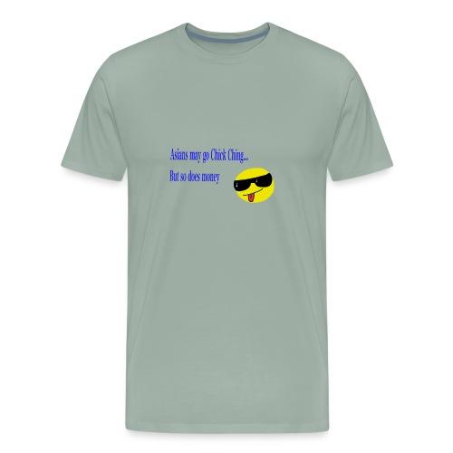 Asian Power - Men's Premium T-Shirt