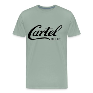 Cartel Blue - Men's Premium T-Shirt