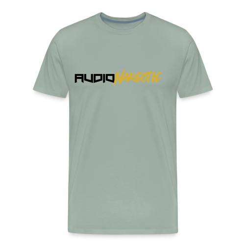 Audio Narcotic Gold - Men's Premium T-Shirt
