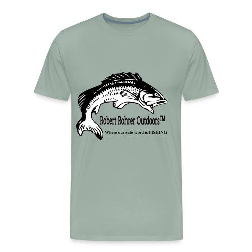 Robert Rohrer Outdoors Safe Word - Men's Premium T-Shirt