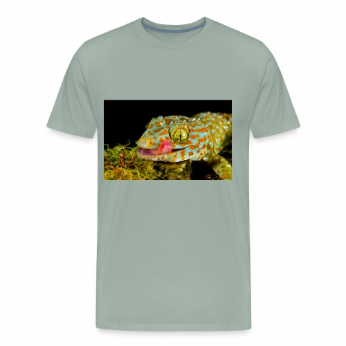 Gecko - Men's Premium T-Shirt