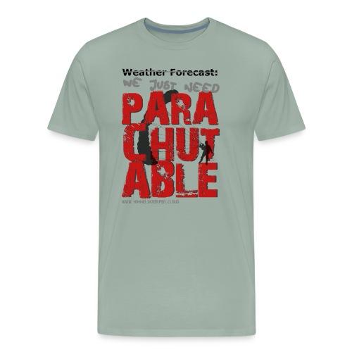 Parachutable - Men's Premium T-Shirt