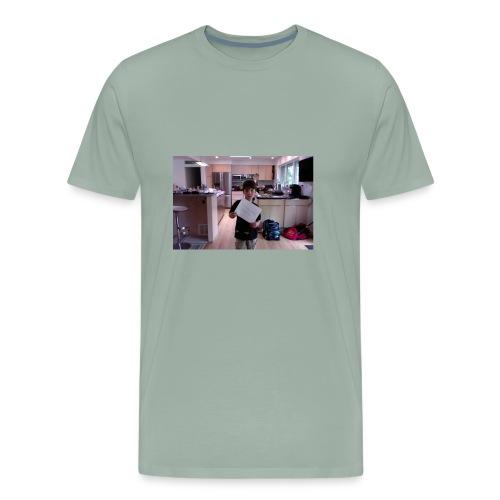 team qcevwwaer gaming t shirt - Men's Premium T-Shirt