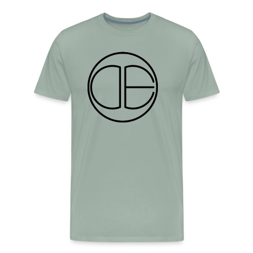 DE Logo - Men's Premium T-Shirt
