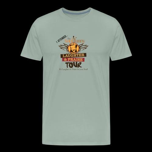 SFLAP TOUR SHIRTS - Men's Premium T-Shirt