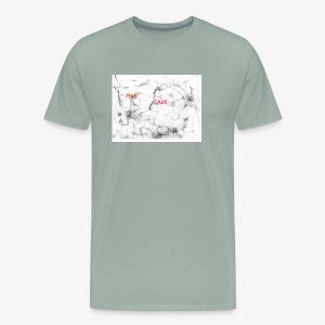 MohTV MERCH - Men's Premium T-Shirt