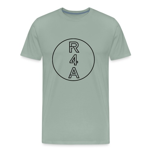 RoomForAll Channel Logo Merchandise - Men's Premium T-Shirt
