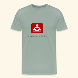 Education your life - Men's Premium T-Shirt