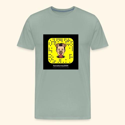 HT SNAP - Men's Premium T-Shirt