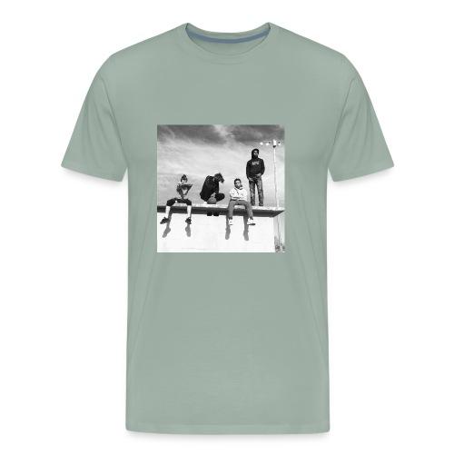 HBG Entertainment LOGO - Men's Premium T-Shirt