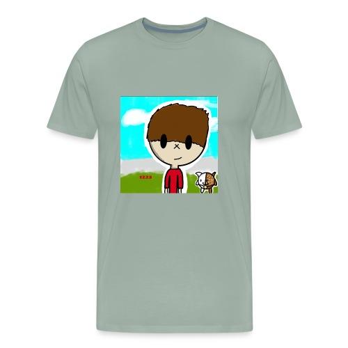 mlg123 - Men's Premium T-Shirt