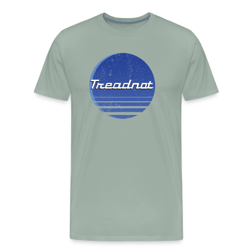 Treadnot Vintage - Men's Premium T-Shirt