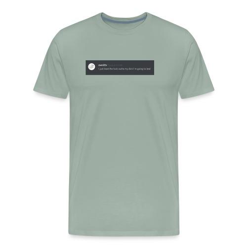 Own It TV Official Merch - Men's Premium T-Shirt