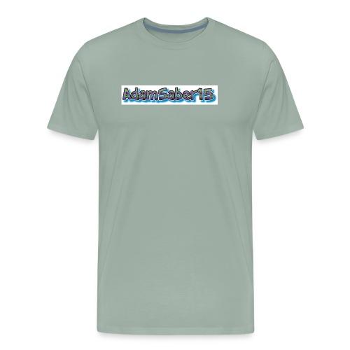 AdamSaber15 - Men's Premium T-Shirt