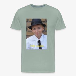 Felix Walker Logo - Men's Premium T-Shirt