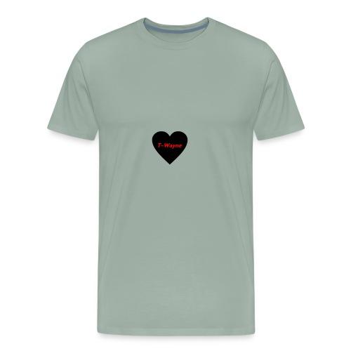 T-Wayne - Men's Premium T-Shirt