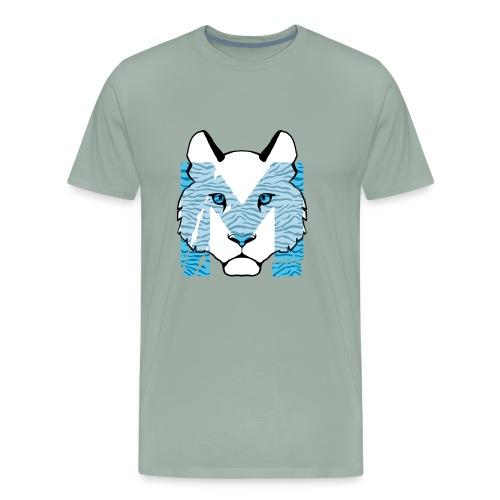 Mtijger Logo - Men's Premium T-Shirt