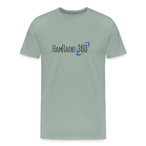 Ham Radio 360 Official Logo Gear - Men's Premium T-Shirt