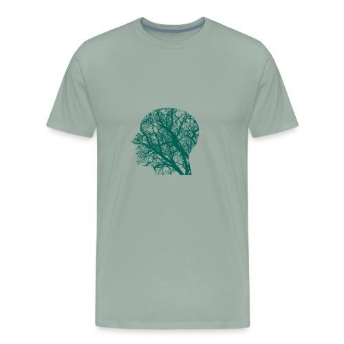 Minds Branches - Men's Premium T-Shirt
